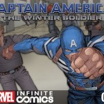 "Marvel ""Stealth Releases"" Captain America: Winter Soldier Prequel"