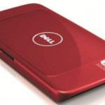The Dell Streak now in cherry red