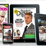 Digital Magazine Consumption Rises 50% in Canada