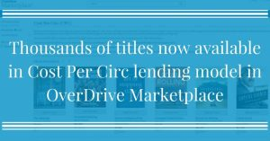 Overdrive Launches Cost Per Circ