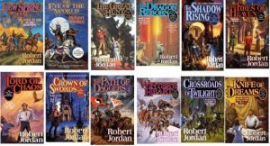 The Wheel of Time is being made into a TV Series
