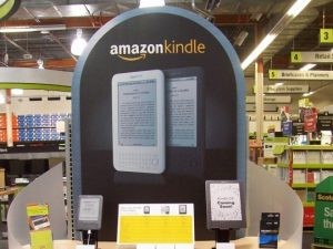 Kindle to be sold in Staples stores later this year