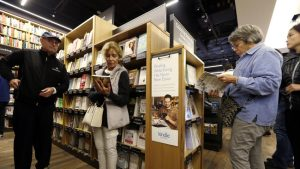 Americans are swapping bookstores