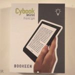 Bookeen Cybook Muse with Frontlight Review