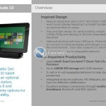 Dell Latitude 10: More Details Surface of the Windows 8 Tablet
