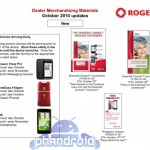 Rogers to launch Dell Streak early November