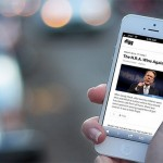 Digg Solidifies Relationship to Twitter with RSS Reader and iOS App
