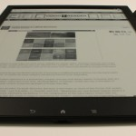Sony Digital Paper Now Costs $999