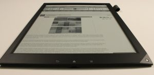 Sony Digital Paper Receives 1.5.5 Firmware Update