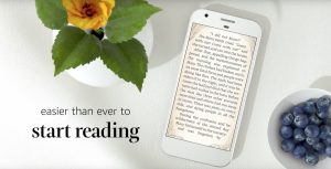 Amazon Updates Its Kindle App