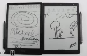 Onyx Boox Note vs Sony Digital Paper