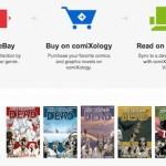 ComiXology Finds a New Platform: eBay
