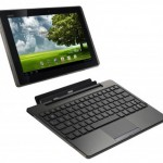 Asus Eee Pad Transformer set for a weekend launch in Taiwan