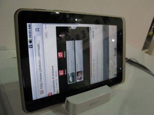 Enspert android tablet
