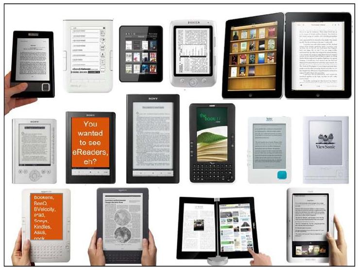 Where To Buy Ebooks For Your New E Reader