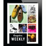 Esquire Weekly Launches on the iPad