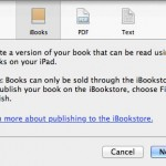 A closer look at iBooks Author program