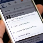FaceBook Adds Save For Later Reference