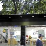 Unauthorized retailers using Apple logo being probed in Beijing