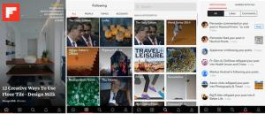 Flipboard News App Receives Major Redesign
