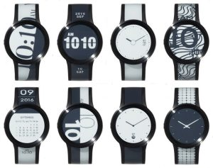 Sony Announces Their Second Generation e-Ink Watch