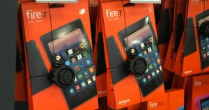 New Alexa update for Fire 7 and Fire HD 8 tablets
