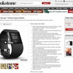Brookstone Mistakenly Begins Pre-Order For Fitbit Surge Wearable