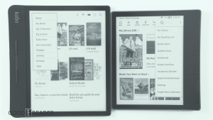 Amazon Kindle Oasis 2 vs the Kobo Forma