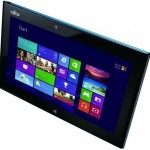 Fujitsu Arrows Tab Q582/F Water/Dust Proof Windows 8 Tablet Launched at MWC