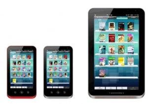 Sharp Galapagos tablet to start shipping soon