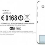 Galaxy Tab 2 Clears FCC