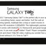 "Samsung Galaxy Tab 8.9 on Preorder at Amazon Germany, 10.1 Just ""Days Away"""