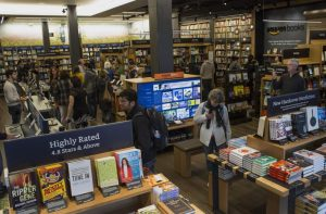Amazon is opening a Bookstore in San Diego