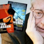 Stieg Larsson first author to sell over a million Kindle e-books