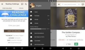Goodreads Beta for Android is now available