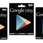 Give the Gift of eBooks with Google Play Giftcards