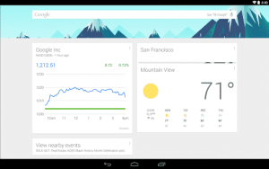 Google Now Integrates with 40 Third-Party Apps