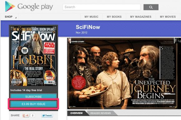 google play magazines uk