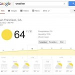 Google Introduces Weather Widget on Tablets