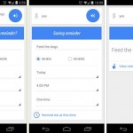 Google Now Allows Reminders Set Entirely By Voice