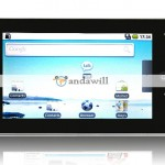 The Gpad G10 Android tablet