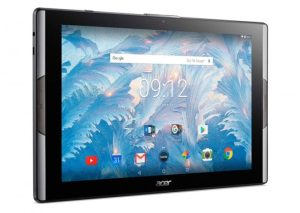 Acer Iconia Tab 10 has quantum dot display and a sub-woofer