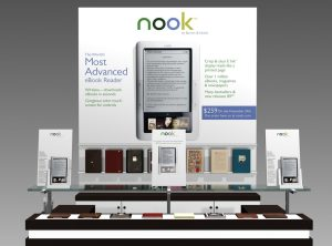 Will Barnes and Noble sell the Nook ereader unit?