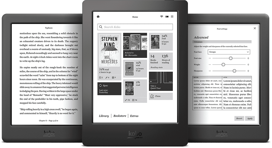 kobo ereader download