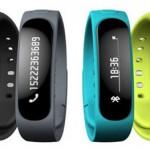 Huawei Unveils TalkBand B1 Smartwatch/Fitness Tracker