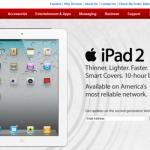 iPad 2 on Verizon prices revealed