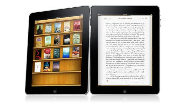 The Apple iPad as your mobile library