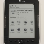 Review of the Icarus Illumina HD eReader