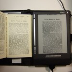 The Irex Iliad Electronic E-Book Reader