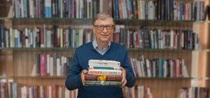 Bill Gates issues new summer reading list
